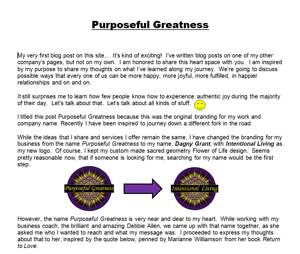 07-01-15 Purposeful Greatness.docx